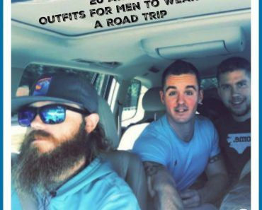 men road trip outfits