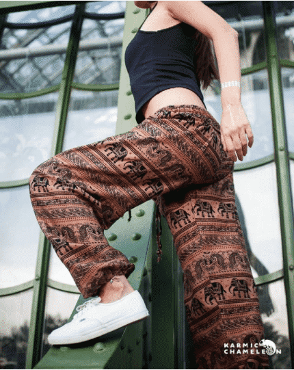 Pants in a Hippie Style (23)