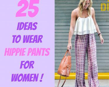 Pants in a Hippie Style (14)