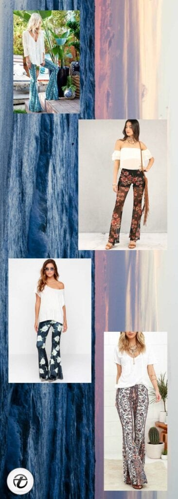 Pants in a Hippie Style (11)