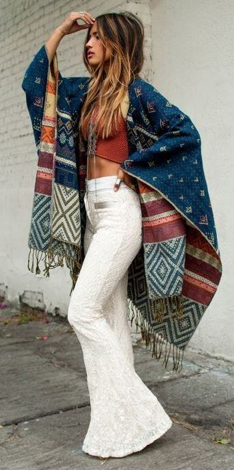 Pants in a Hippie Style (10)