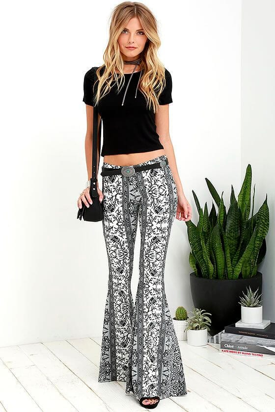 Pants in a Hippie Style (9)