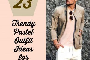 Pastel Outfits for Men (7)