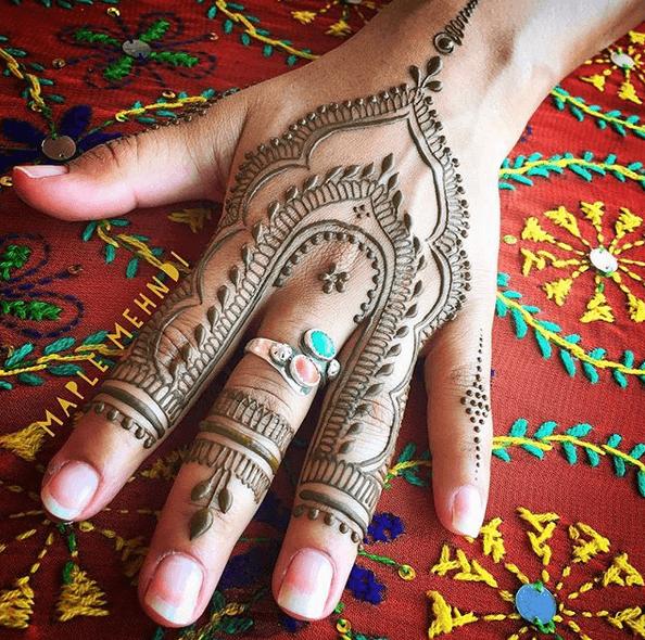 indina mehndi designs