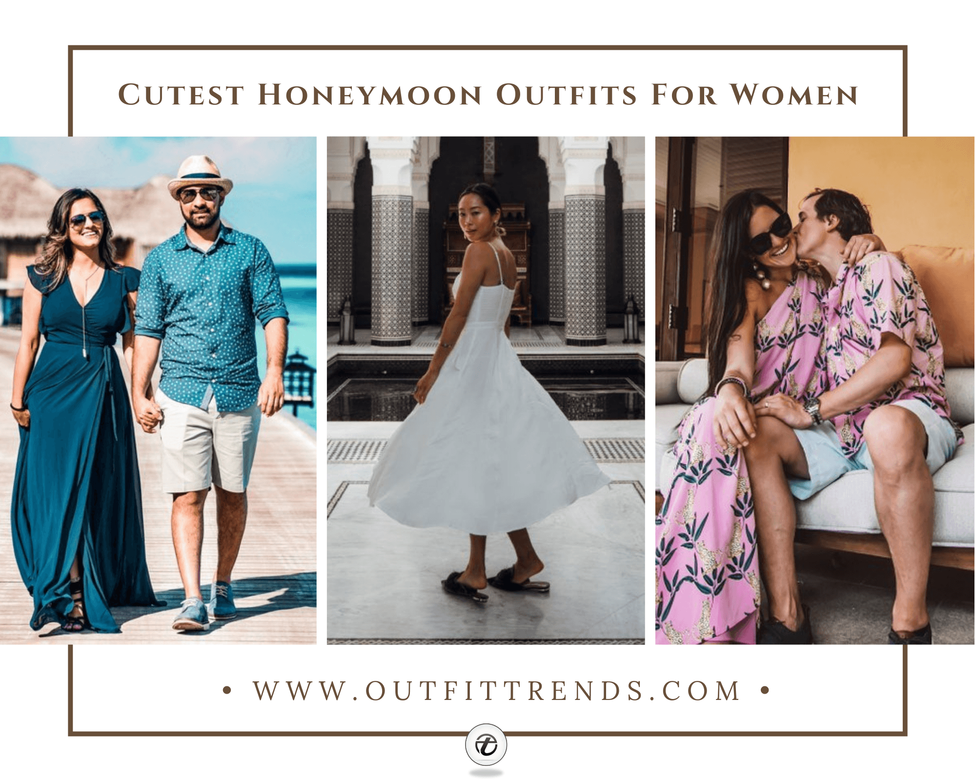 Women Honeymoon Clothes – 23 Outfits to Pack for Honeymoon