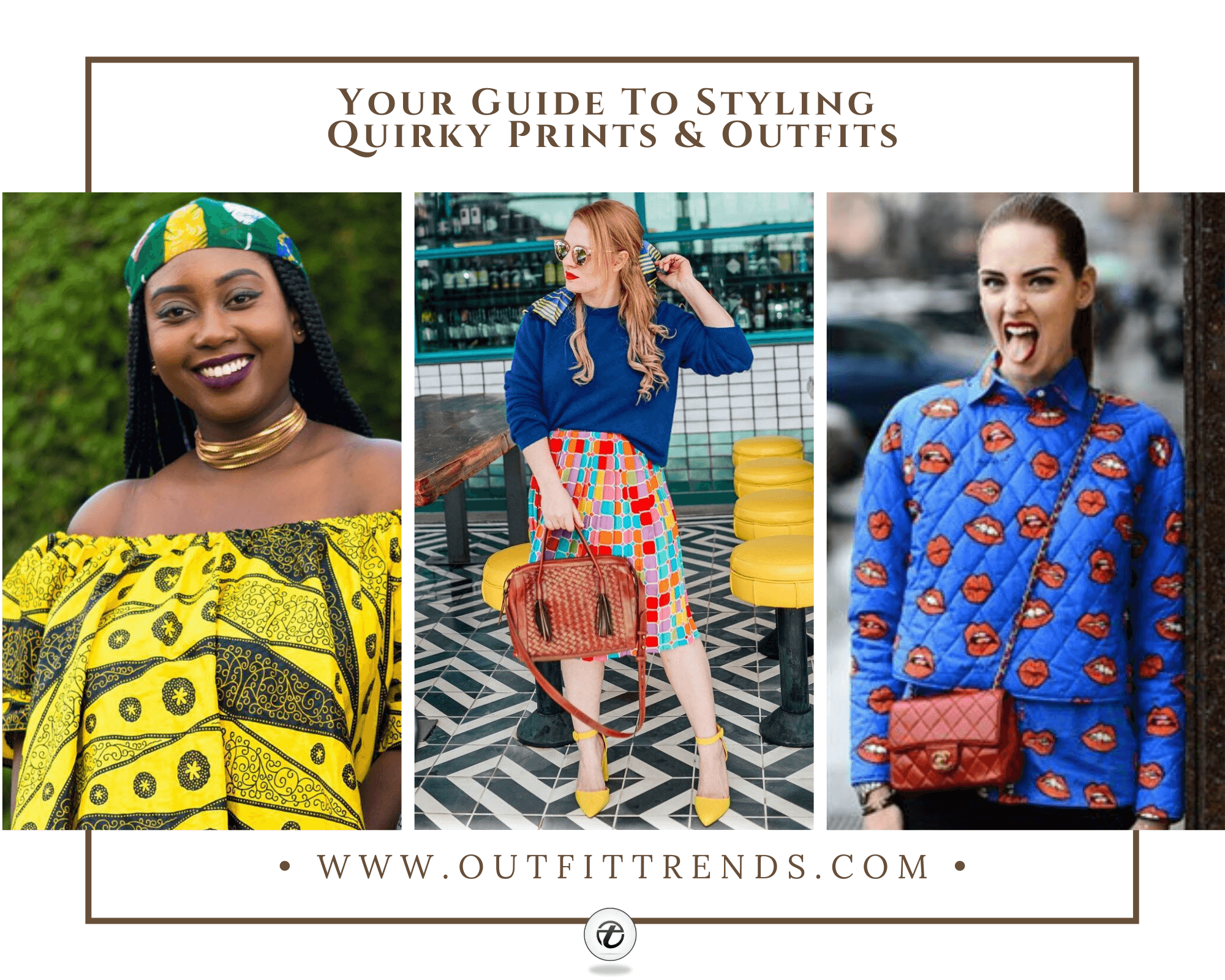 how to dress in quirky outfits for women
