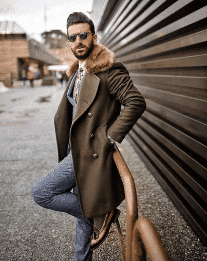 what to wear on thanksgiving for men