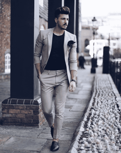 2018 Men's Thanksgiving Outfits-30 Ways To Dress On