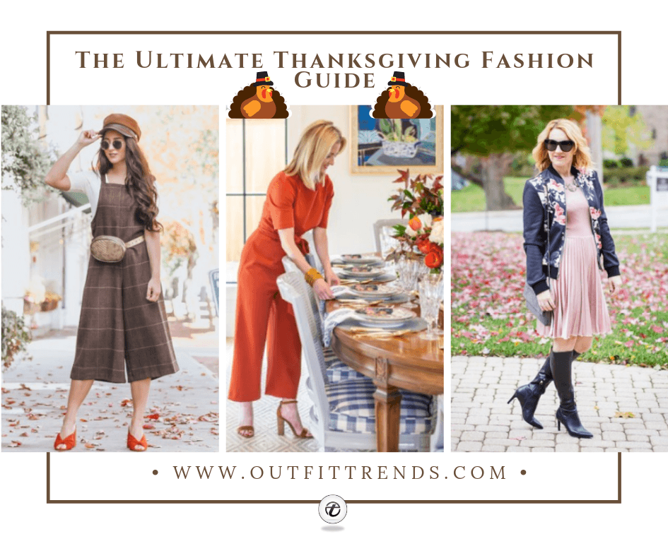 what to wear on thanksgiving