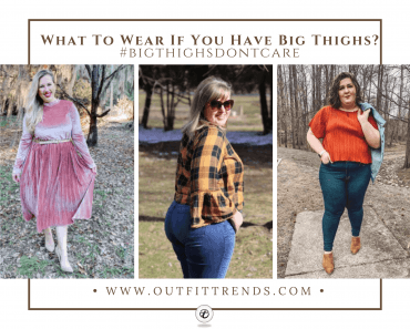 outfits for women with big thighs