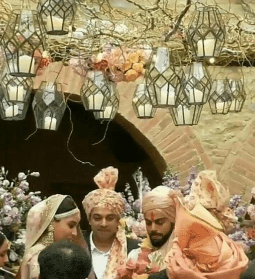 Virat Anushka wedding pictures (2)