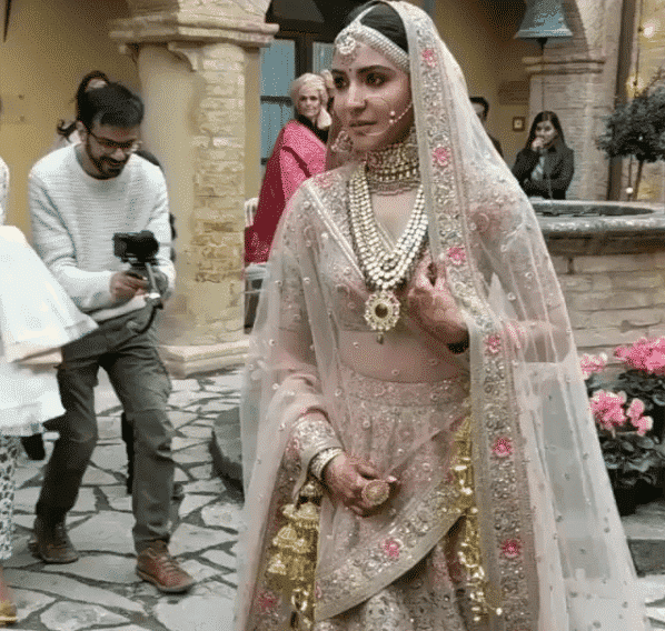 Virat Anushka Wedding Pictures And Videos