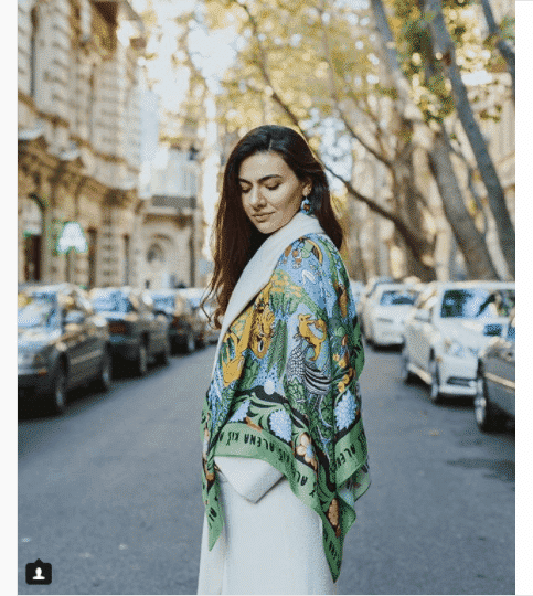 To acquire How to silk wear scarf with coat pictures trends