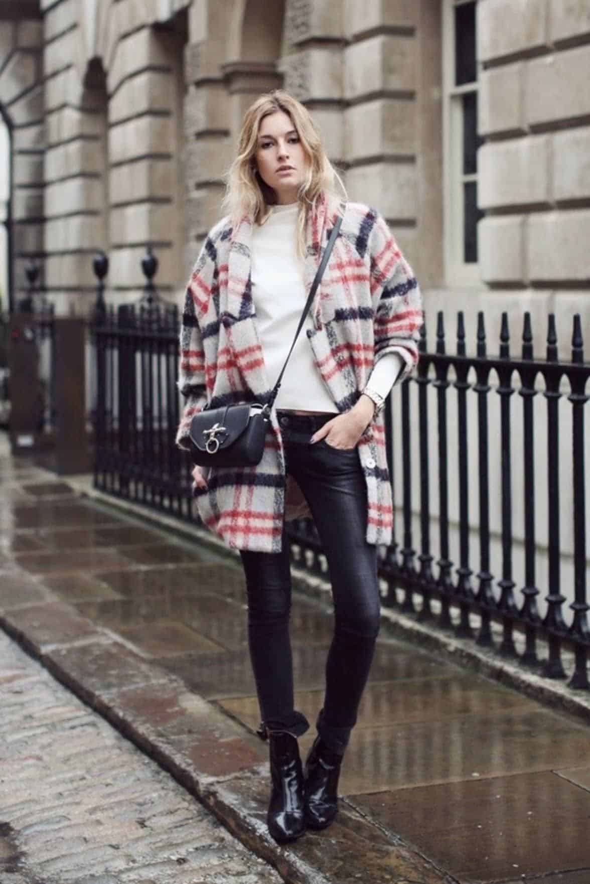 20 Outfit Ideas On What To Wear To Work When It S Raining