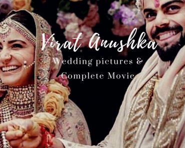 virat anushka wedding pics
