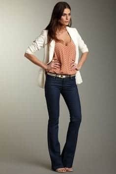 Women's Outfits with Business Casual Jeans (23)