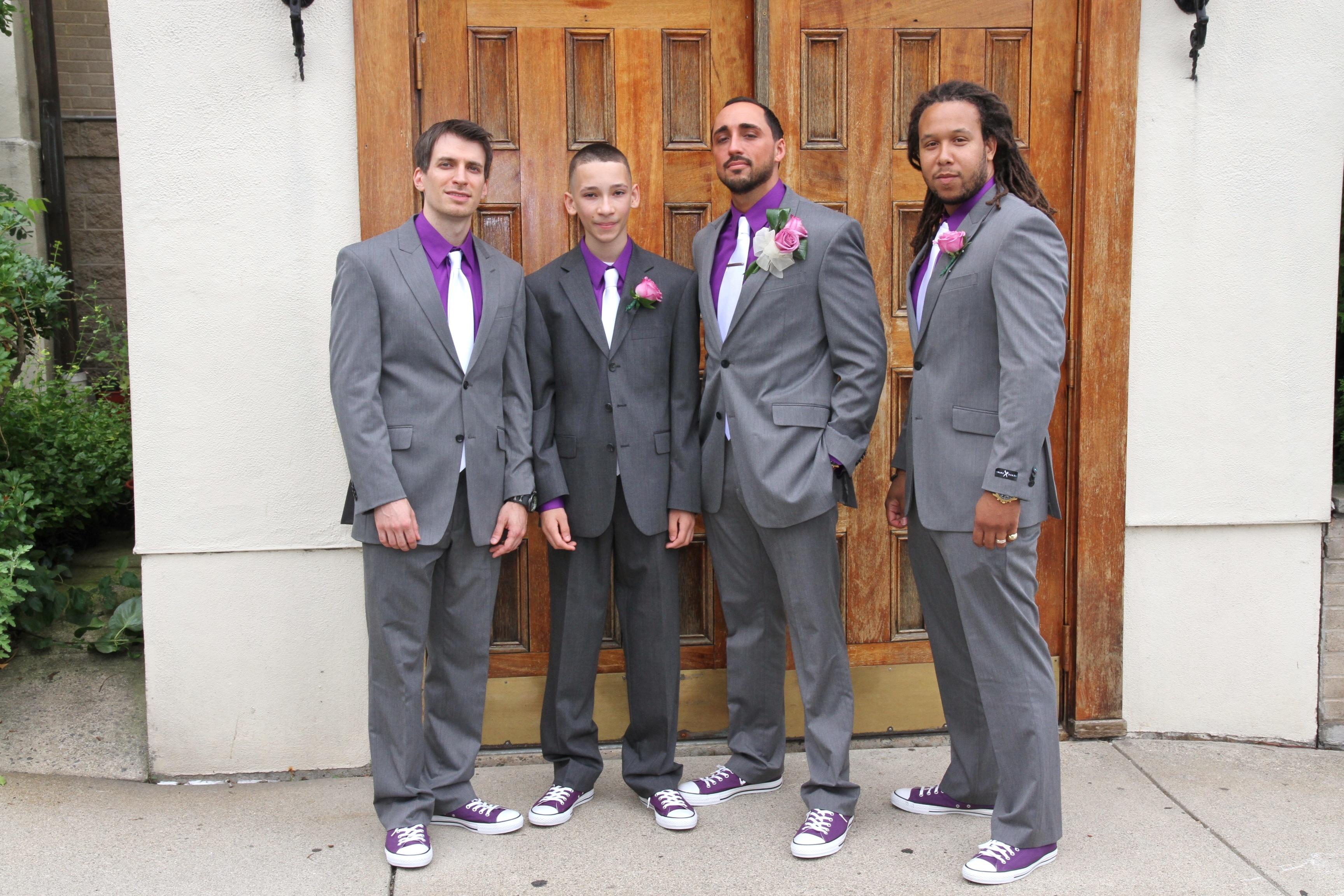 Converse Mens Wedding Shoes