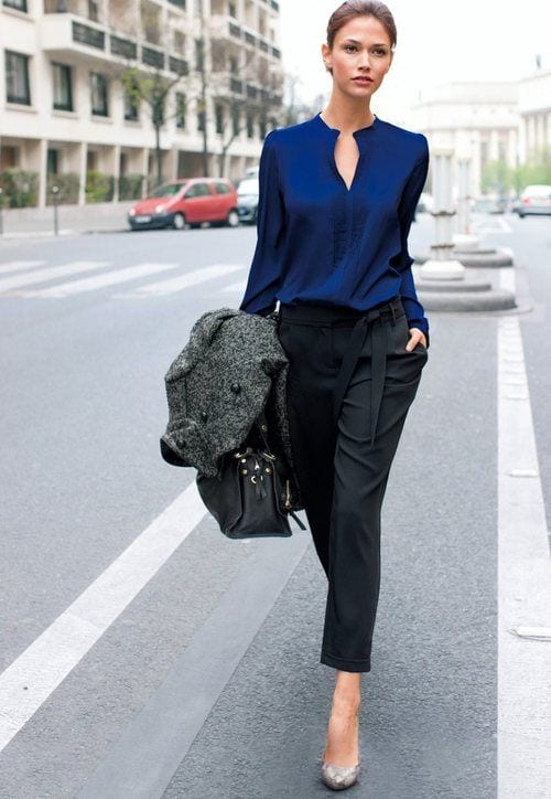 Wearing Business Casual Jeans 21 Ways To Wear Jeans At Work