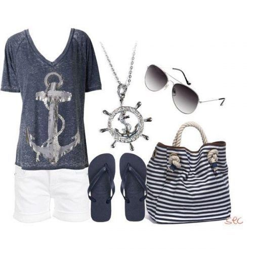 Best boating outfit ideaas for girls (23)