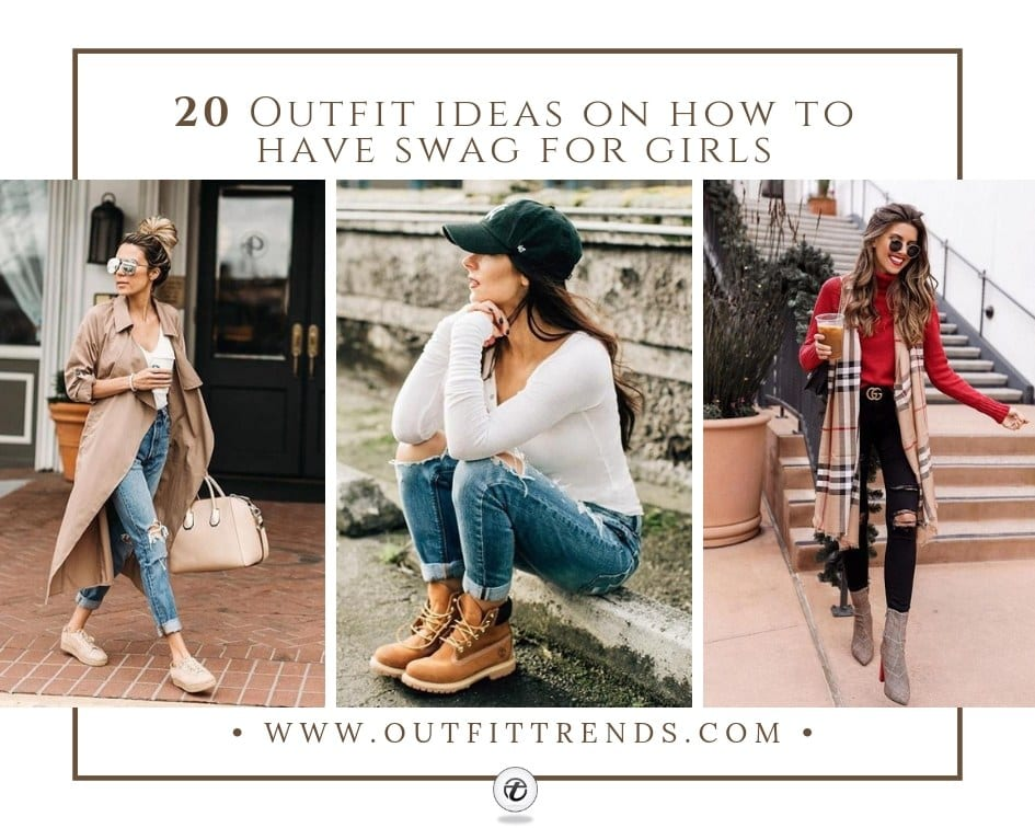 Swag Outfits for Girls – 20 Outfit Ideas for a Swag Look
