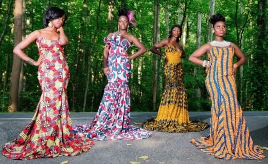 kitenge outfits