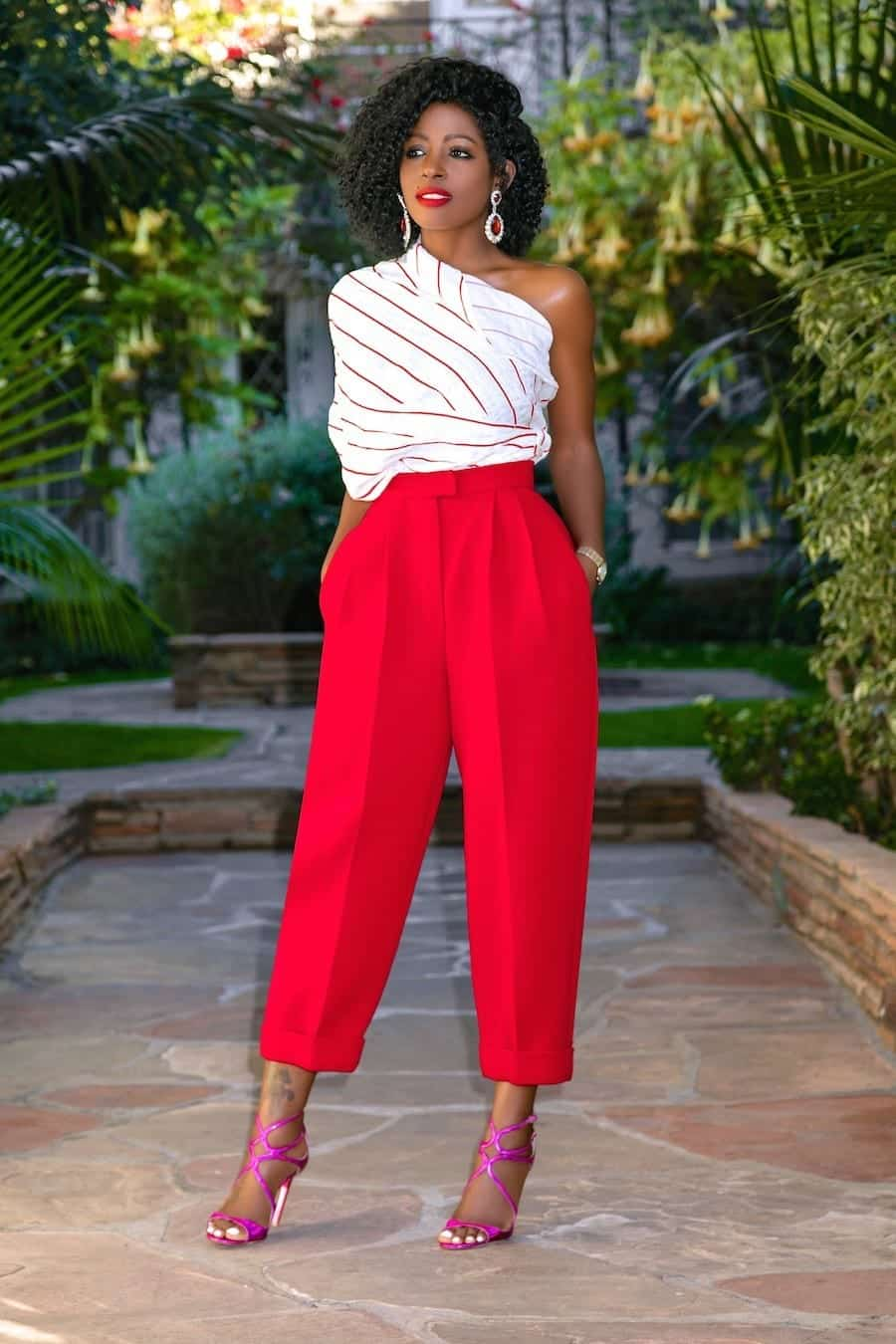 21 Trendy Easter Outfits For Black Women 2018