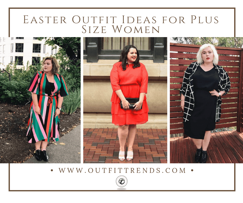 a8536f075e0 23 Best Easter Outfits for Plus Size Women 2019