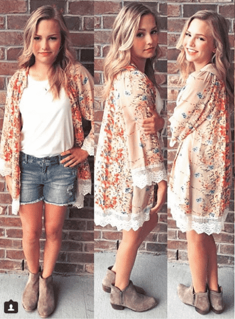 20 Trendy Easter Outfits for Teen Girls 2018