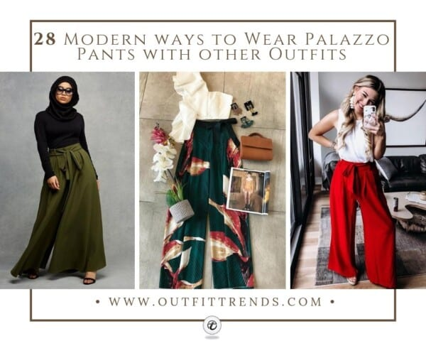 how to wear palazzo pants (1)