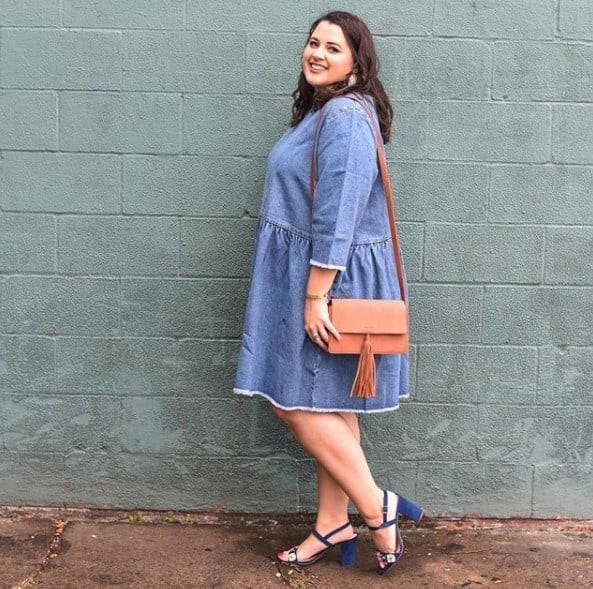 Easter Outfit For Plus Size Girls (11)