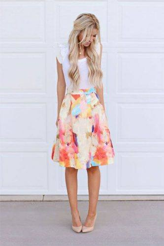 d2dc01992 20 Trendy Easter Outfits for Teen Girls 2019