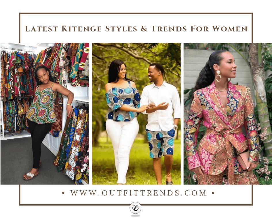 women kitenge outfits