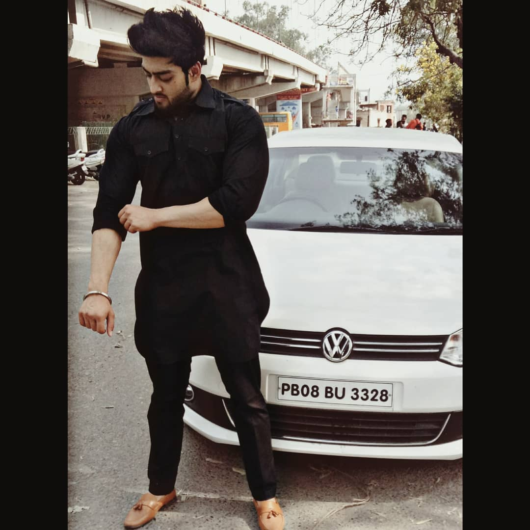 26 Best Black Kurta Pajama For Men 2019