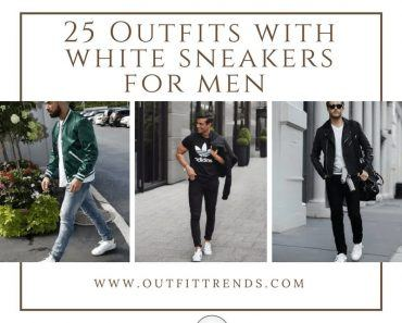 Outfits with White sneakers (27)