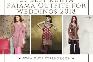 kurta pajama wedding outfits