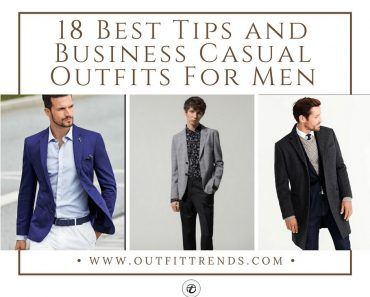 Men Business Casual Outfits