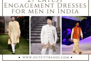 Indian Men Engagement dress