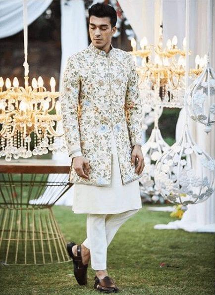 fa19c53260 27 Latest Engagement Dresses for Men in India