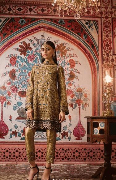 Kurta Pajama Wedding Outfit