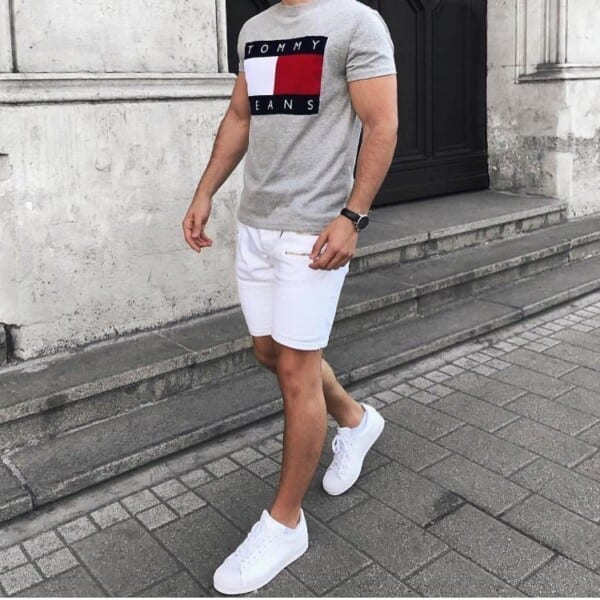 Outfits with White sneakers (21)