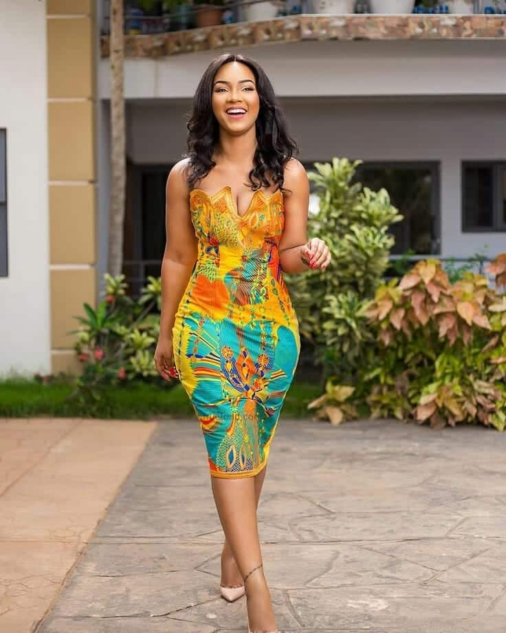 Newest Product For Women Kitenge Fashion 2019 Dresses
