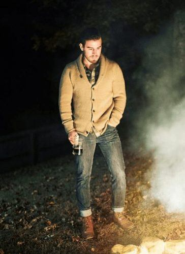 Bonfire Night Outfits for Men