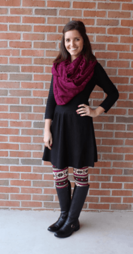 Leggings Outfit Ideas