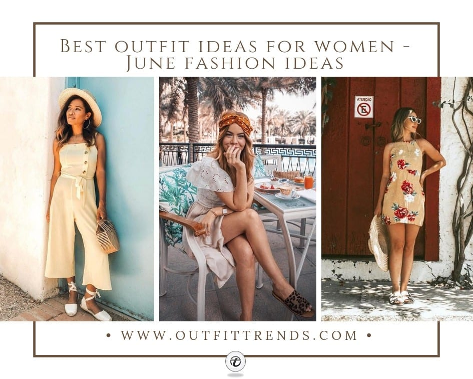 June 2021 Best Outfit Ideas For Women – 23 June Fashion Ideas