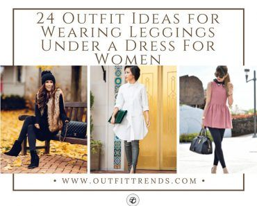 Leggings Outfit Ideas