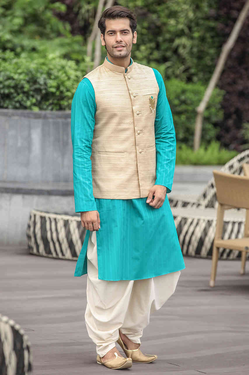 latest indian engagement outfits for men