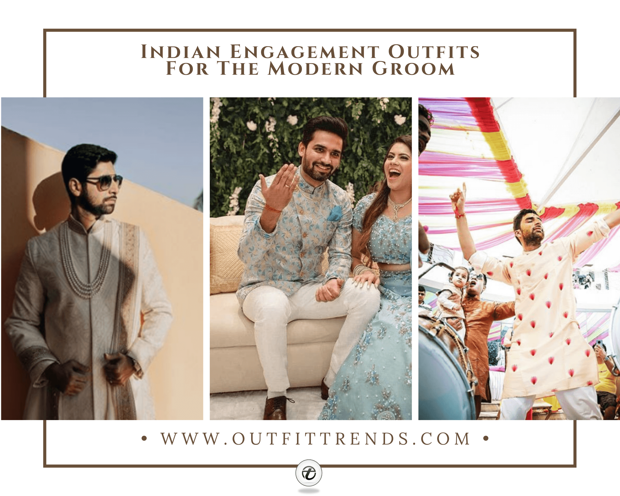 30 New Engagement Dresses For Men In India 2021