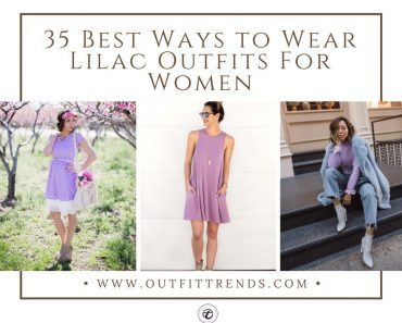 lilac outfit for women