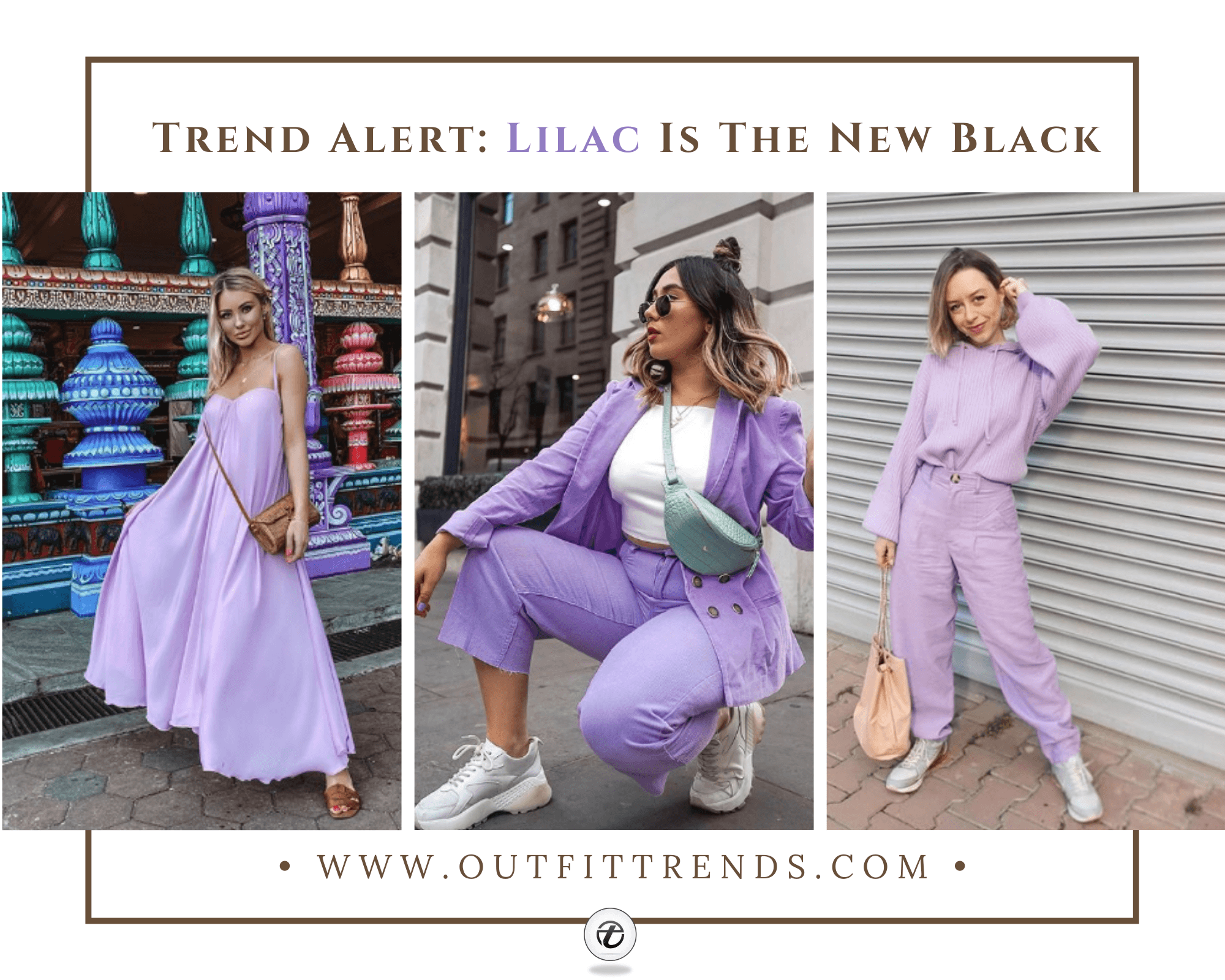 Lilac Clothing 40 Best Ways to Wear Lilac Outfits For Women