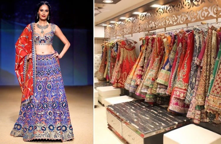 35 Latest Engagement Dresses For Women In India
